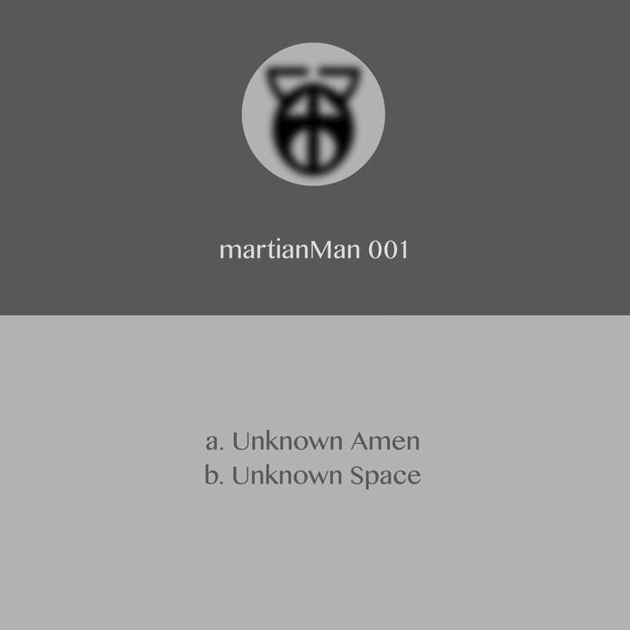 MARTIANMAN - Martianman 001