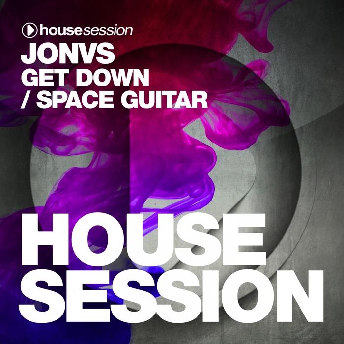 JONVS - Get Down/Space Guitar