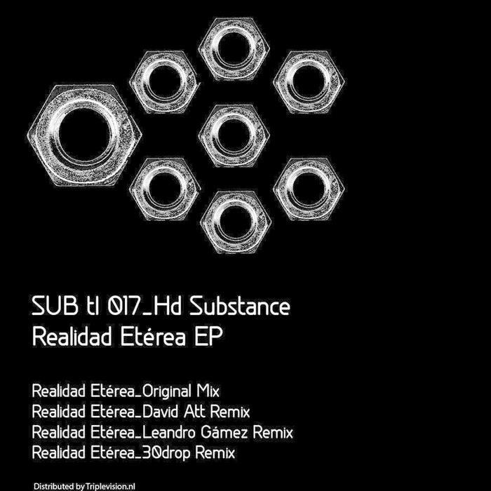 HD SUBSTANCE - Realidad Eterea EP