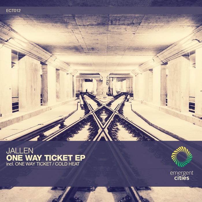JALLEN - One Way Ticket/Cold Heat