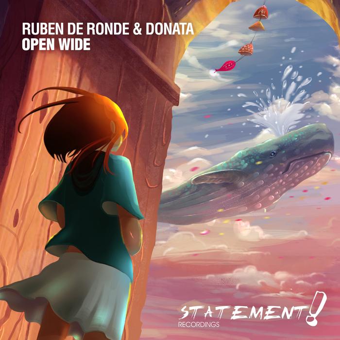 RUBEN DE RONDE & DONATA - Open Wide