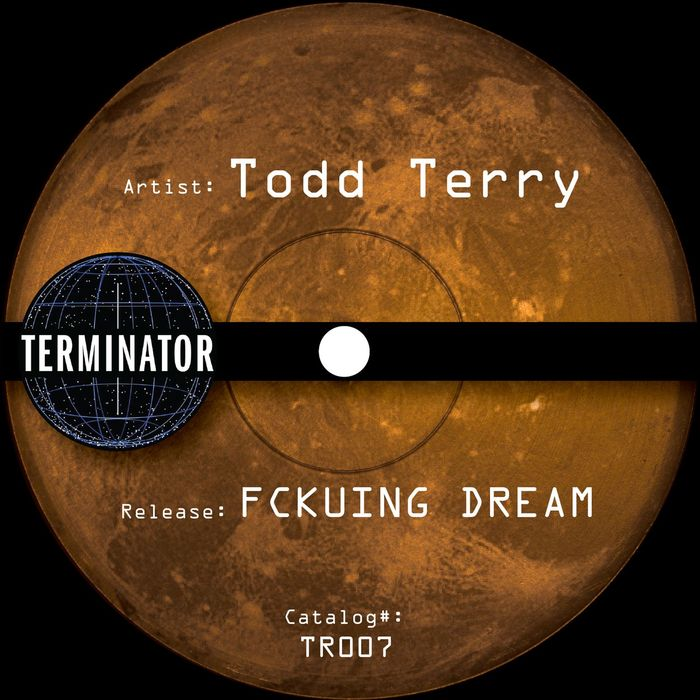 TODD TERRY - Fckuing Dream