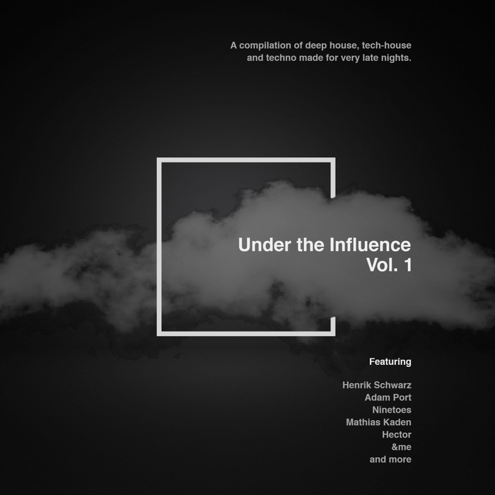 VARIOUS - Under The Influence Vol 1