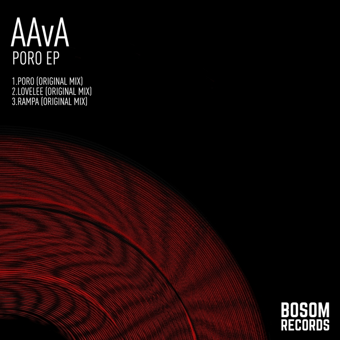 AAVA - Poro EP