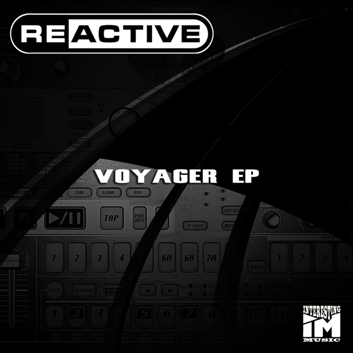 REACTIVE - Voyager EP