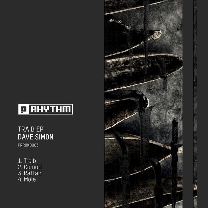 DAVE SIMON - Traib EP