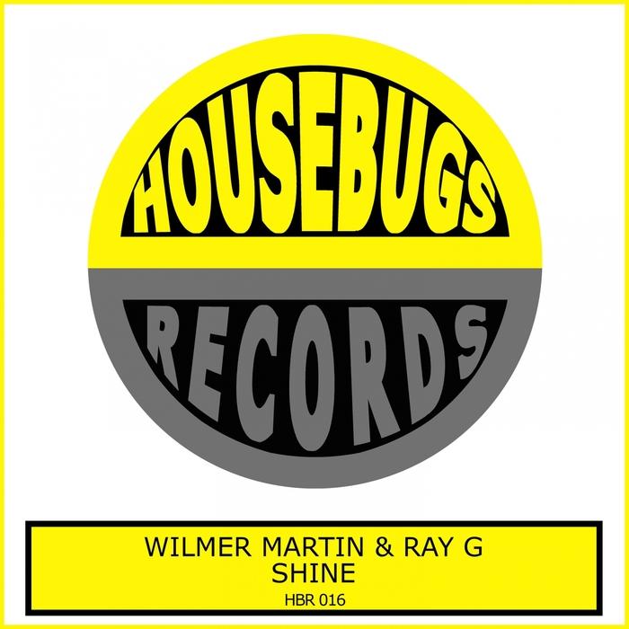 RAY G/WILMER MARTIN - Shine