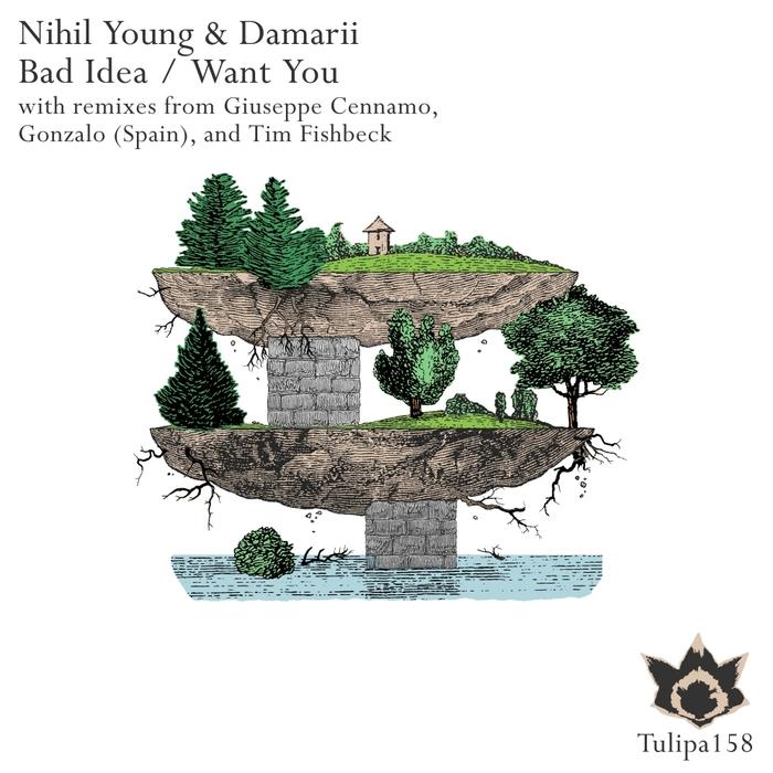NIHIL YOUNG & DAMARII - Bad Idea/Want You