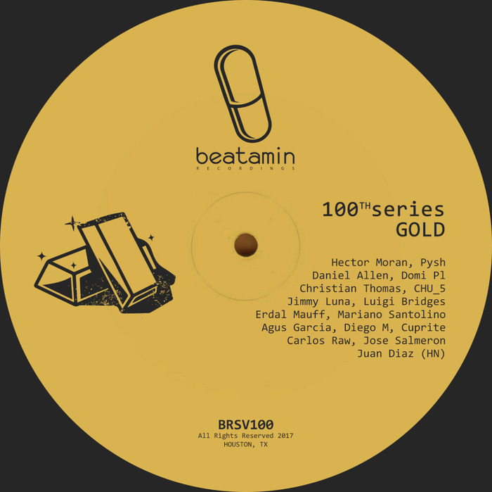 VARIOUS - 100th Series/Gold Edition