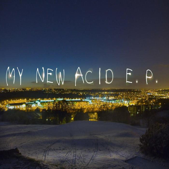 DJ RAWCUT - My New Acid EP