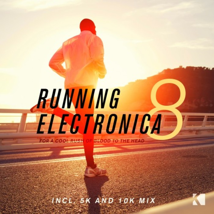 VARIOUS - Running Electronica Vol 8 (unmixed tracks)