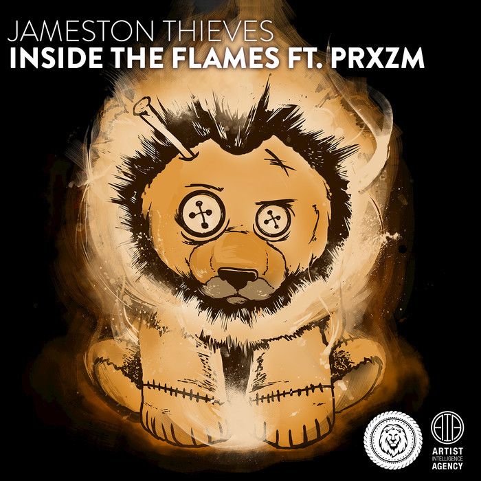 JAMESTON THIEVES feat PRXZM - Inside The Flames