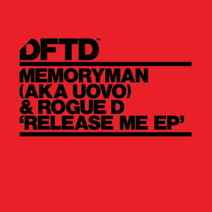 MEMORYMAN/ROGUE D - Release Me EP