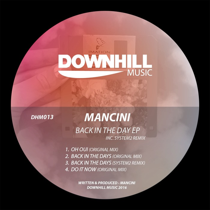 MANCINI - Back In The Day EP
