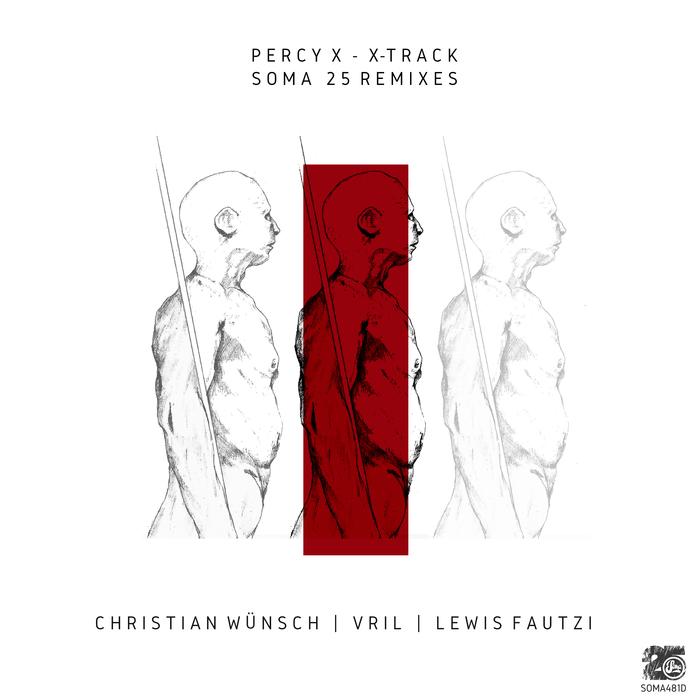 PERCY X - Soma25 Remixes