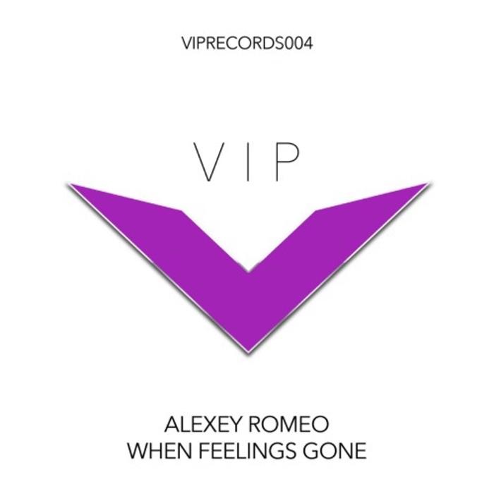 ALEXEY ROMEO - When Feelings Gone