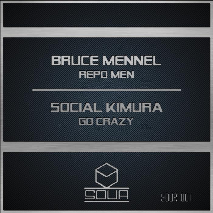 BRUCE MENNEL/SOCIAL KIMURA - Repo Men