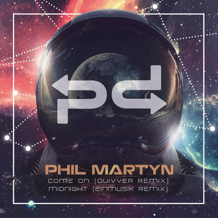 PHIL MARTYN - Midnight (Remixes)