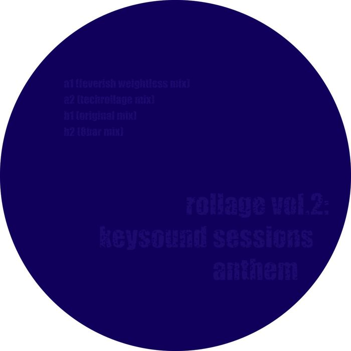 BLACKDOWN - Rollage Vol 2: Keysound Sessions Anthem