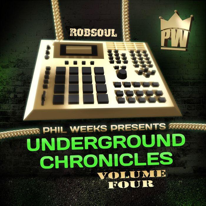 VARIOUS/PHIL WEEKS - Underground Chronicles Vol 4