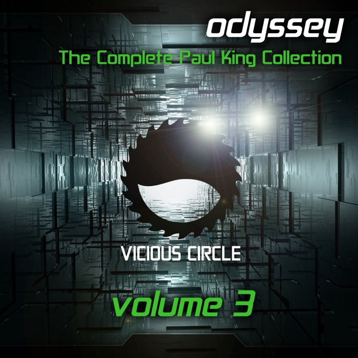 PAUL KING/VARIOUS - Odyssey: The Complete Paul King Collection Vol 3 (unmixed tracks)