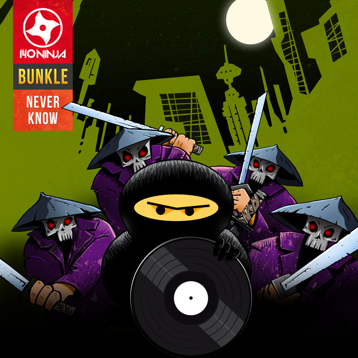 BUNKLE - Never Know