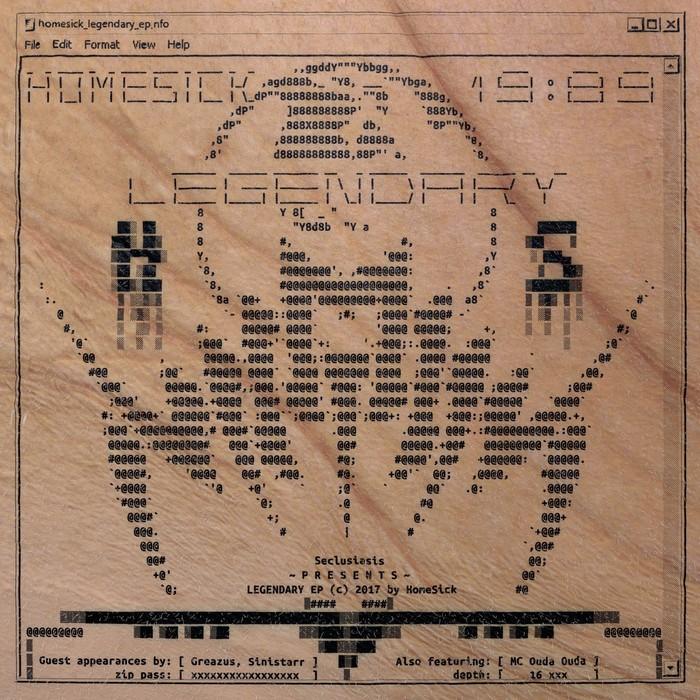 HOMESICK - Legendary