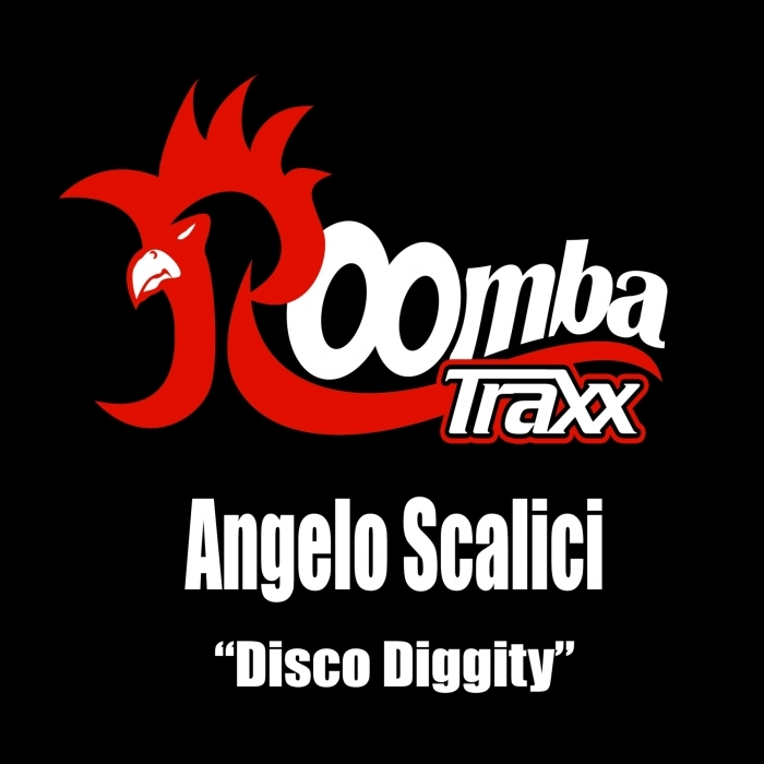 ANGELO SCALICI - Disco Diggity