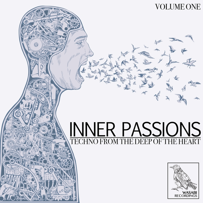 VARIOUS - Inner Passions Vol 1: Techno From The Deep Of The Heart