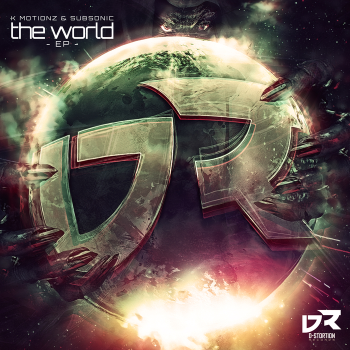 K MOTIONZ & SUBSONIC - The World