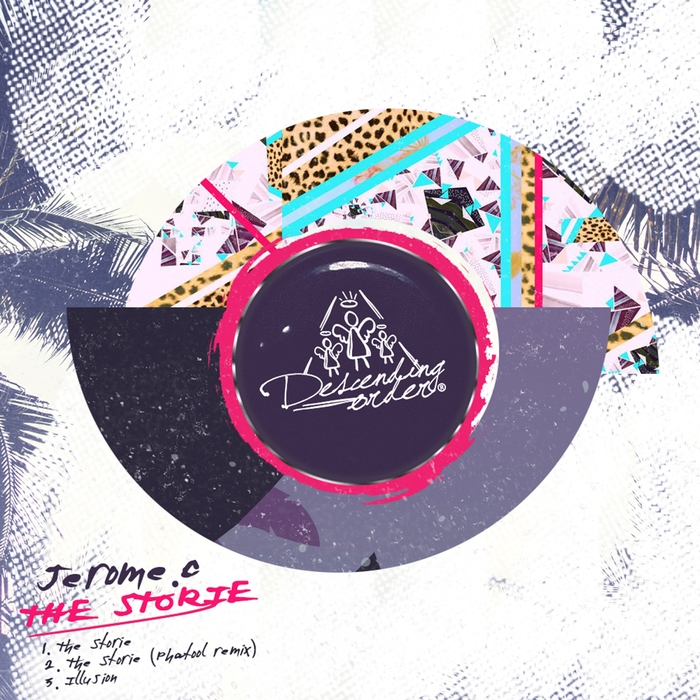 JEROME C - The Storie