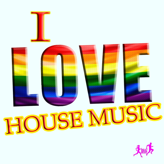 VARIOUS - I Love House Music