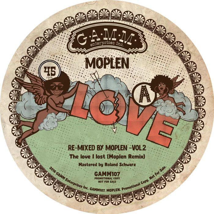 MOPLEN - Remixed By Moplen Vol 2