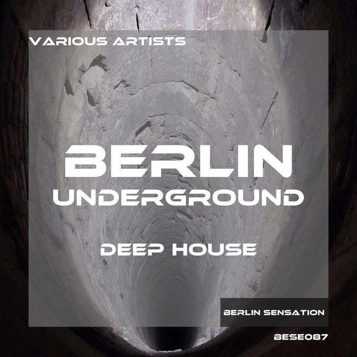 VARIOUS - Berlin Underground Deep House