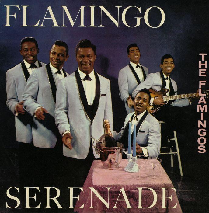 THE FLAMINGOS - Flamingo Serenade
