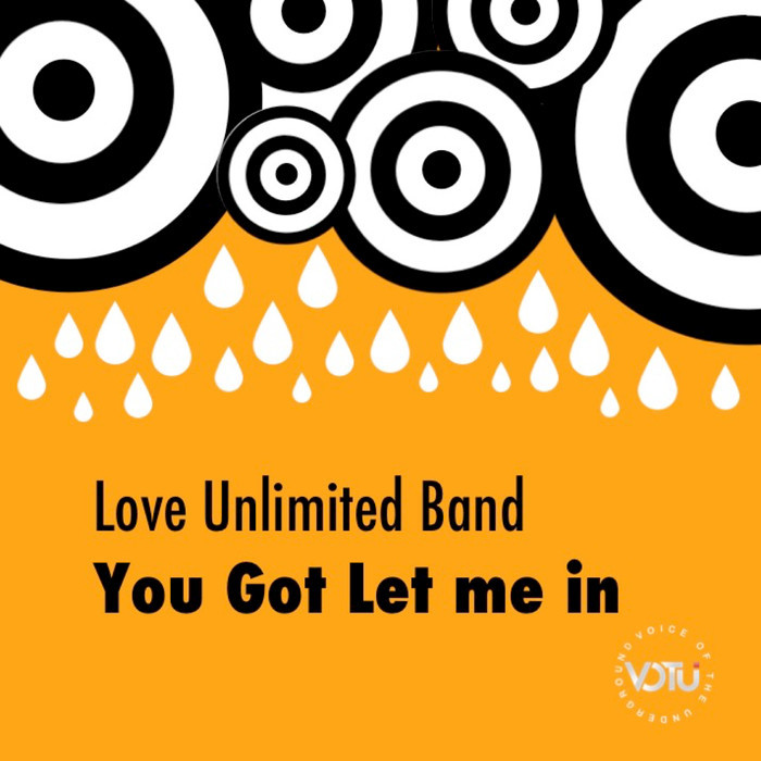 LOVE UNLIMITED BAND - You Got Let Me In (House Classics)