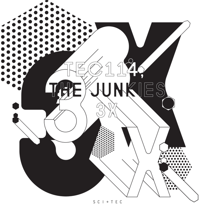 THE JUNKIES - 3X