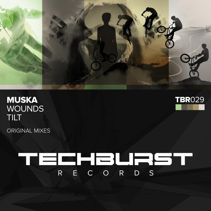 MUSKA - Wounds + Tilt