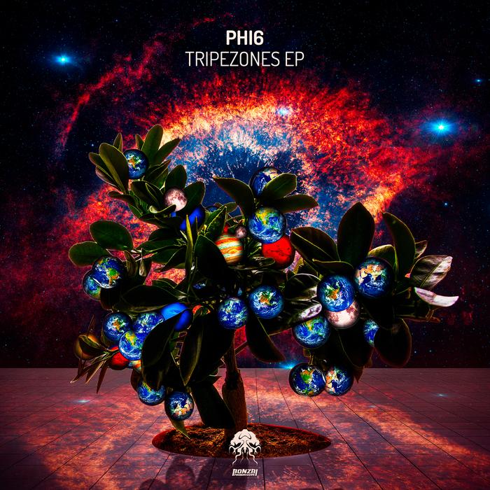 PHI6 - Tripezones EP