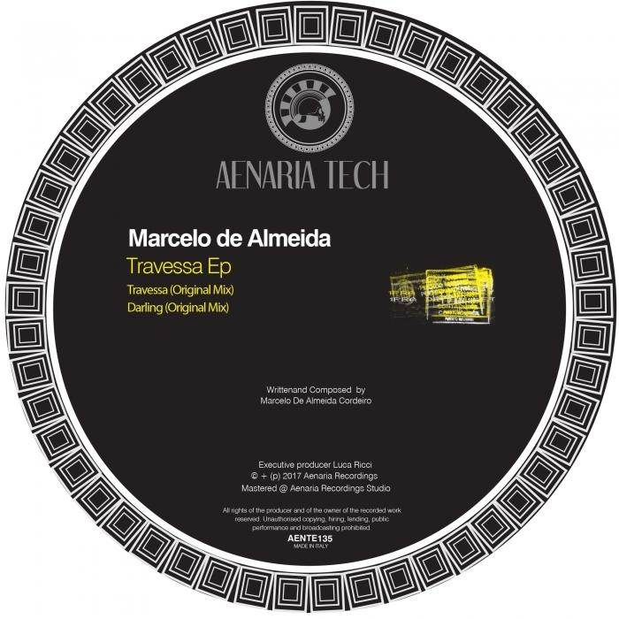 MARCELO DE ALMEIDA - Travessa