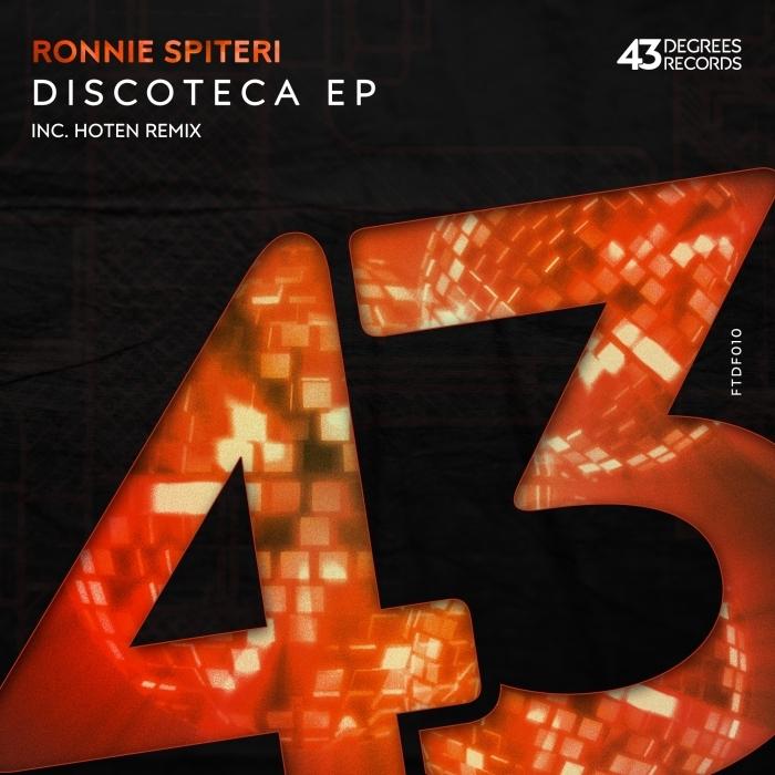 RONNIE SPITERI - Discoteca EP