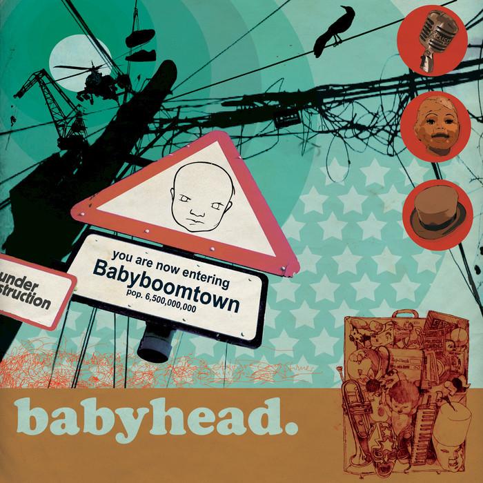 BABYHEAD - Babyboomtown