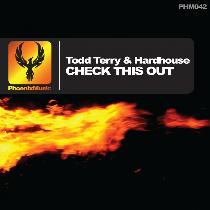 HARDHOUSE/TODD TERRY - Check This Out