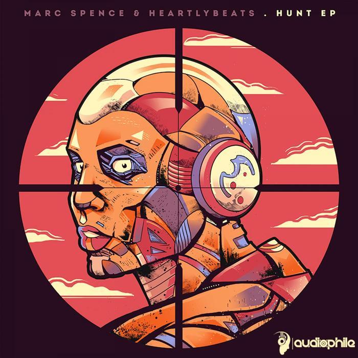 MARC SPENCE & HEARTLYBEATS - Hunt EP