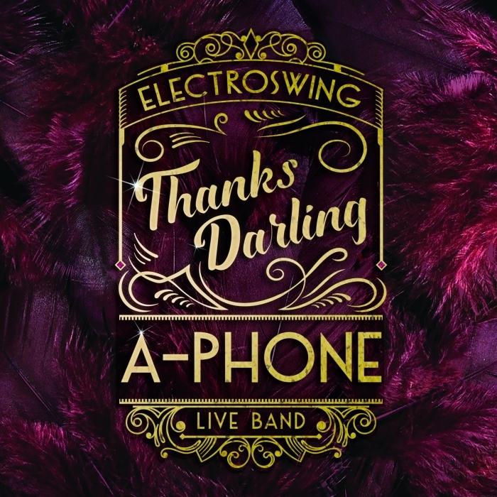 A-PHONE/GROOVY JOY - Thanks Darling