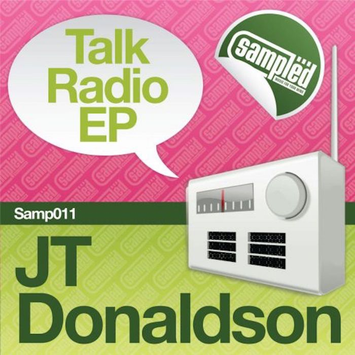 JT DONALDSON - Talk Radio