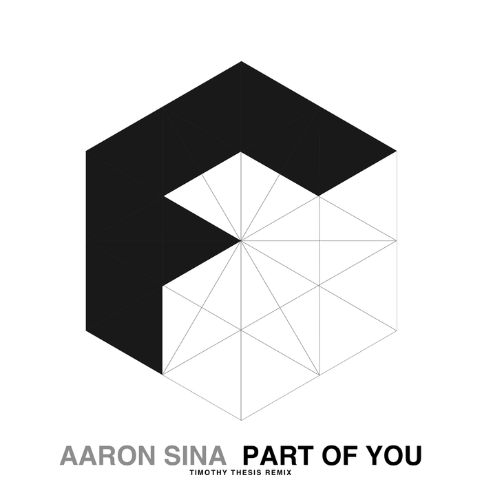 AARON SINA - Part Of You