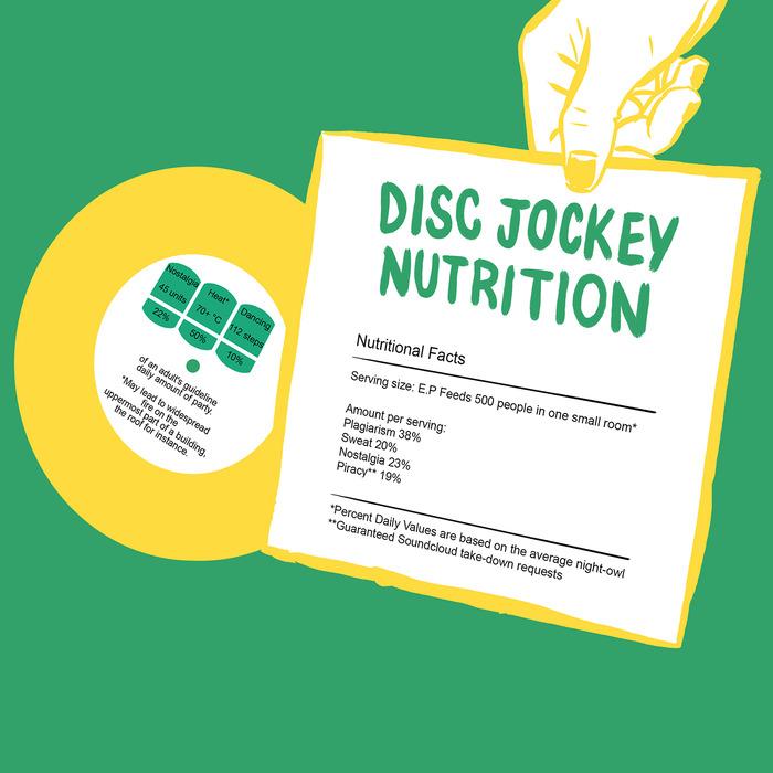 DISC JOCKEY NUTRITION - Disc Jockey Nutrition EP 4