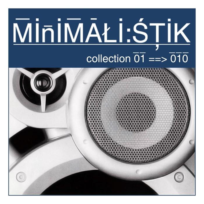 VARIOUS - Minimalistik Collection 01 - 10