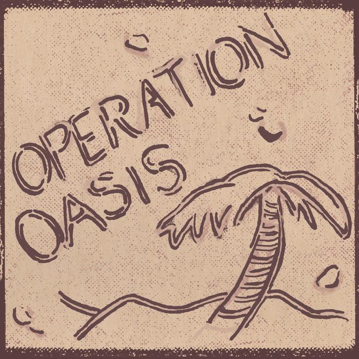 ALEX JOHNSON - Operation Oasis